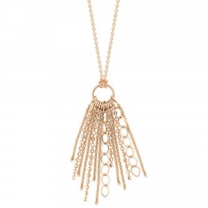 mini unchained necklace
