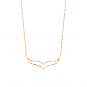 mini wise necklace