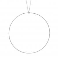 white jumbo circle