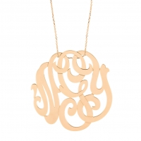 """lace monogram (mm) """"ngy"""""""