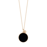 ever onyx disc on chain