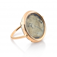fool's gold disc ring