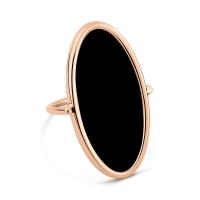 ellipse onyx ring