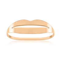french kiss double ring