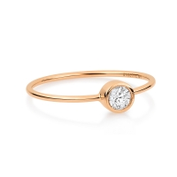 large lonely diamond ring