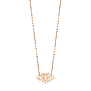 collier or rose 18 caratsby Ginette NY